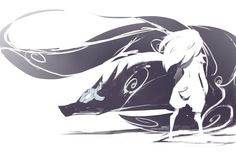 """League of Legends- """"Kindred"""" by Lokiiart"""