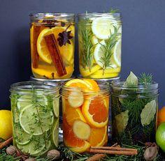 Свежий рецепт уюта: натуральные ароматы у вас дома