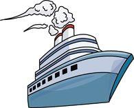 free cruise ship clip art image clip art illustration of a cruise rh pinterest com cruise clip art border cruise clipart images