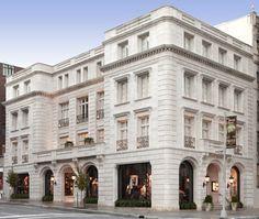 Ralph Lauren Flagship Mansion - 888 Madison Avenue