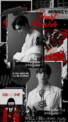 Johnny x Jaehyun Red Aesthetic, Kpop Aesthetic, Aesthetic Photo, Vaporwave Anime, Kpop Wallpaper, Nct Johnny, Movies And Series, Dream Chaser, Jaehyun Nct