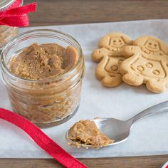 Thereandrsquo;s a new cookie butter on the scene and it's full of holiday flavor! Puree homemade or store-bought gingerbread cookies with confectioners sugar, coconut oil and warm spices like cinnamon to create the ultimate spread for toast, pancakes and everything in between.