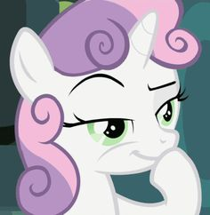 At Sweetie Belle had an idea