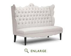 Baxton Studio TSF-71027-LS-Beige Witherby Beige Linen Modern Banquette Bench