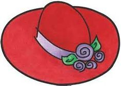 red hat society clip art cliparts co pinteres rh pinterest com red hat clip art pictures red hat clip art free
