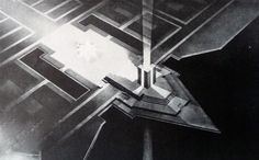 In 1930 there was a competition to design a war memorial that would ultimately sit just due east from the Buckingham Fountain in Grant Park. The two design finalists would be estimated at between two and five million dollars to build. The Great Depression would ensure that the memorial would never be realized.