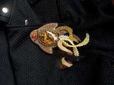 Рыбка | biser.info - всё о бисере и бисерном творчестве