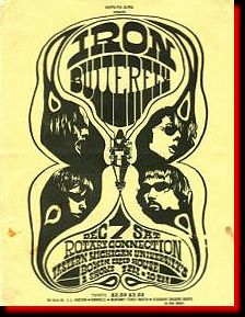 Iron Butterfly saw them in concert!!!