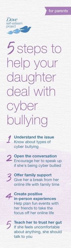 36 best bully prevention ideas images on pinterest bullying help your daughter develop protective strategies now to deal with online bullyingit will be publicscrutiny Choice Image