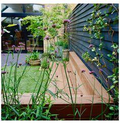 Garden Cottage, Garden Club, London Garden, Covent Garden, Back Gardens, Small Gardens, Small Yard Design, Fresco, Dubai Miracle Garden