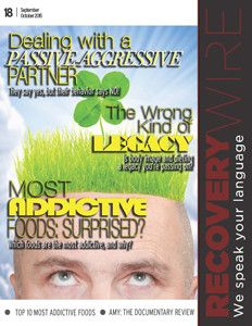 The Wrong Kind of Legacy   Featured in Recovery Wire Magazine's September/October 2015 Issue, (Issue 18), Cruse cautions against the potential dangers of teaching children harmful and inaccurate image messages.  http://issuu.com/recoverwire/docs/issue_18-single?e=10885101/15141835