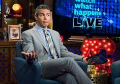 Andy Cohen developing new reality show 'I Slept with a Celebrity': report