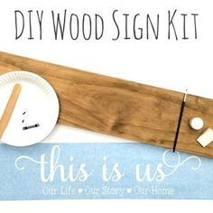 Sign and Wine hosts DIY wood sign painting workshops in the Seattle, WA area. Book a class, order a DIY craft kit, or purchase a custom made wood sign. Wood Signs For Home, Diy Wood Signs, Custom Wood Signs, Custom Stencils, Stencil Designs, Diy Workshop, Craft Night, Craft Kits, Craft Ideas