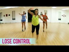 Missy Elliott - Lose Control ft. Ciara & Fatman Scoop (Dance Fitness with Jessica) - YouTube