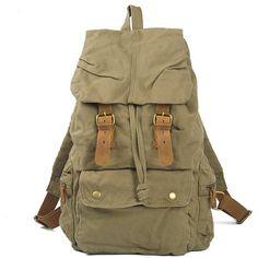 41.52$  Buy here - Top grade men and women shoulder bag backpacks schoolbag  England casual canvas travel backpack 2105  #buymethat