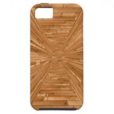 """Wooden Box Illusion iPhone 5 Case - Created using our perfected """"Sun Deck"""" design technique that only """"we"""" know how to do! #iphone #wood #zazzle"""