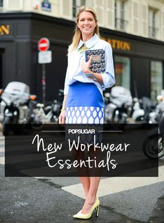 The Workwear Essentials Every Woman Should Own