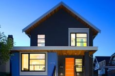 Vancouver Renovation Turns a 50's Bungalow into a Modern, Efficient Home | Inhabitat - Sustainable Design Innovation, Eco Architecture, Green Building