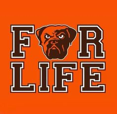 That's right! Go Browns!!