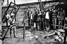 During the Kwantung Army's occupation of Manchuria, the Japanese committed some of the worst atrocities of World War II.   Everywhere the Japanese went, a wave of rape and pillage followed.  Japanese soldiers used Chinese prisoners for bayonet, target, and sword practice.  Mass execution of prisoners and civilians was common.  The sadistic rape, torture, and sexual mutilation of women was common.