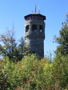 High Knob Fire Tower, Pike County, PA
