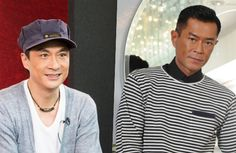 """Francis Ng portrays Louis Koo's 80-year-old father in new film, """"Shed Skin"""", who suddenly becomes 10 to 20 years younger each time he sheds a layer of skin."""
