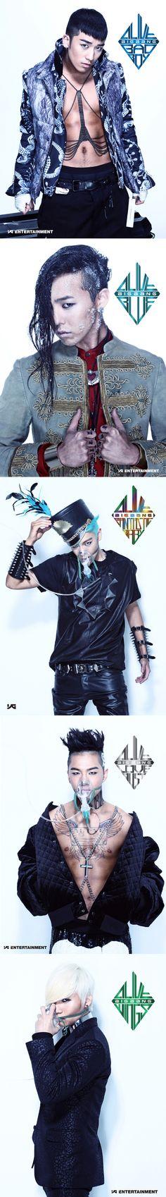 K-POP / Big Bang, Alive Album