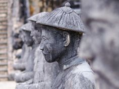 Guardian of the Tomb - Hue - #Vietnam