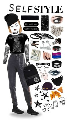 Self Style: Me Outfit | ShopLook Grunge Outfits, Self Styled, Outfit Maker, Trends, Character Ideas, My Outfit, Emo, Polyvore, Your Style