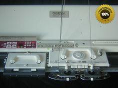 Brother-knitting-machine-electronic-KH-950i-electroknit-strickmaschine
