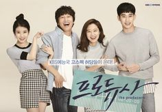 Producer's playful partner-go-round posters » Dramabeans » Deconstructing korean dramas and kpop culture