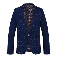 Men Dress Blazer Jacket Brand Slim Fit Casual Business Blazer Suit Male Plus Size Cotton Wedding Formal Suit Blazer plus size