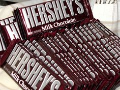 Get to know you games - Give me that Hershey Bar
