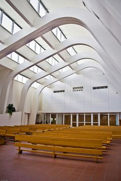 Alvar AALTO - RIOLA Parish Church