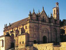 Colegiata (Antequera, Málaga), by @ocholeguas_com Iglesias, Barcelona Cathedral, Notre Dame, Travel, Sun, Monuments, Earth, Parks, Antigua