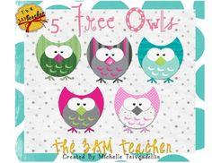 Mrs. Thompson's Treasures : Freebie Friday - Fabulous Clip Art!