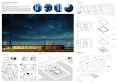 Projects presented to the San Francisco Fire Departmnet Headquarters International Architecture Competition for Students and Young Graduates Organized by ARCHmedium