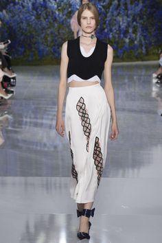 Christian Dior Spring 2016 Ready-to-Wear Fashion Show - Alexandra Elizabeth (Elite)