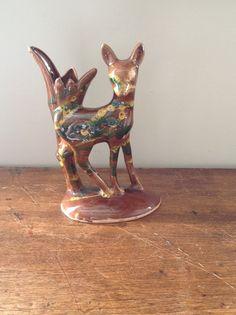 Bambi Faon en céramique