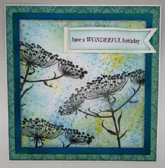 Morning All It's my turn to Be Inspired by Nature at Woodwar e this week. Not a hard challenge, other than to narrow down which of Jane's. Step Cards, Quick Cards, Little Christmas, Christmas Cards, Side Step Card, Embossing Techniques, Diva Design, Paper Crafts, Diy Crafts