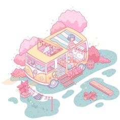 Your place for the latest campground news in Animal Crossing: Pocket Camp! Animal Crossing Leaf, Animal Crossing Characters, Animal Crossing Pocket Camp, Aesthetic Pastel Wallpaper, Pink Aesthetic, Cellphone Wallpaper, Iphone Wallpaper, Art Transportation, Marvel Animation