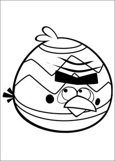 angry birds stella coloring pages on coloring-book | pyssel barn, barn, indie