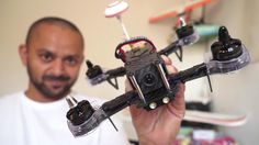 Eachine Falcon 210 RTF FPV Racing Quadcopter Unboxing Review