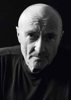 Phil Collins (1951) - English singer, songwriter, multi-instrumentalist and actor. Photo © Lucy Sewill