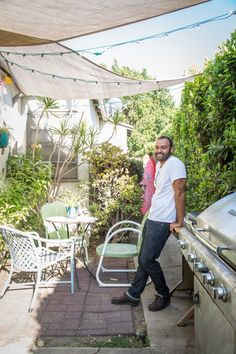 Revisiting Scott's California Bohemian-- The most amazing bachelor pad I've ever seen..