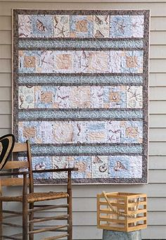 Sand & Sea Quilt Kit Connecting Threads