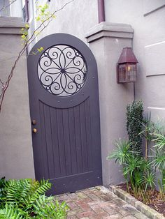 Garden Gate/mynottinghill.blogspot.com #GardenGate