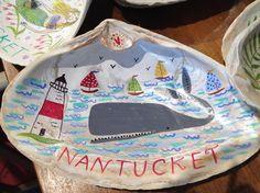 Nantucket Beach, Nantucket Island, Nantucket Massachusetts, Beautiful Places To Live, Shell Beach, Beach Gardens, Martha's Vineyard, Beach Wall Art, Coastal Art