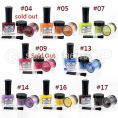 Cheap nail art gel 3d, Buy Quality nail polish manufacture directly from China polishes Suppliers: Please tell us the polish color by writing the polish number (e.g.01)If you don't send us the polish color, we will se