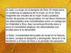 La Biblia: Rut, Ester y Judit